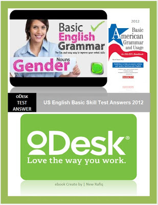 US English Basic Skill Test