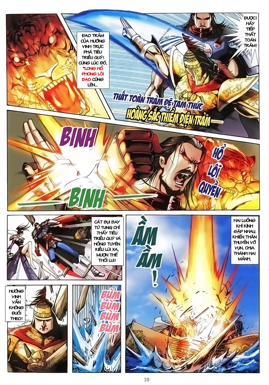 Tân Tác Như Lai Thần Chưởng chap 8 - Trang 12