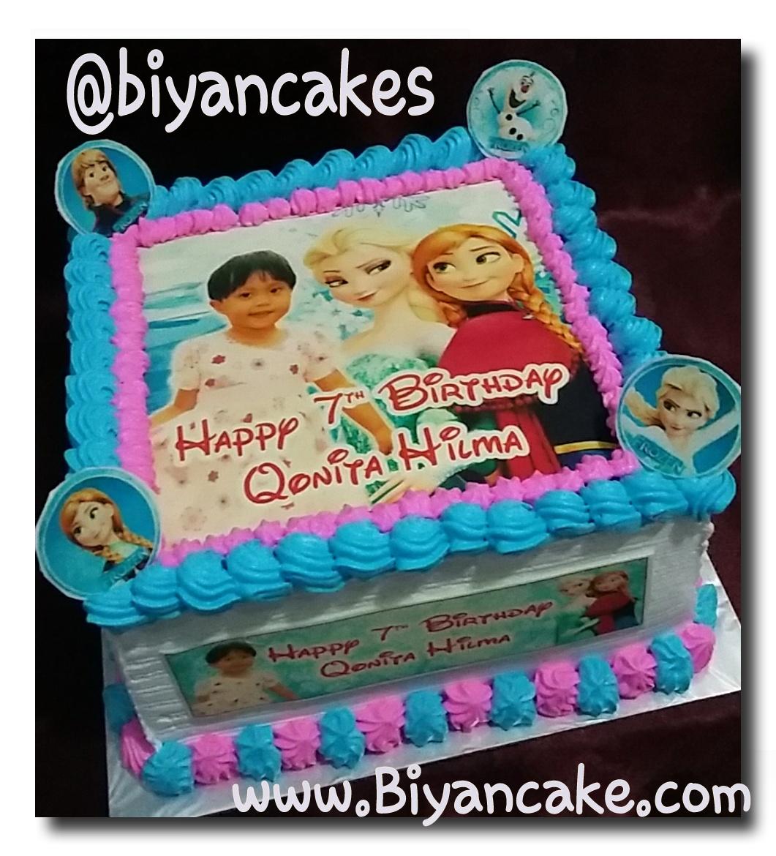 Cake Frozen ~ Hilma