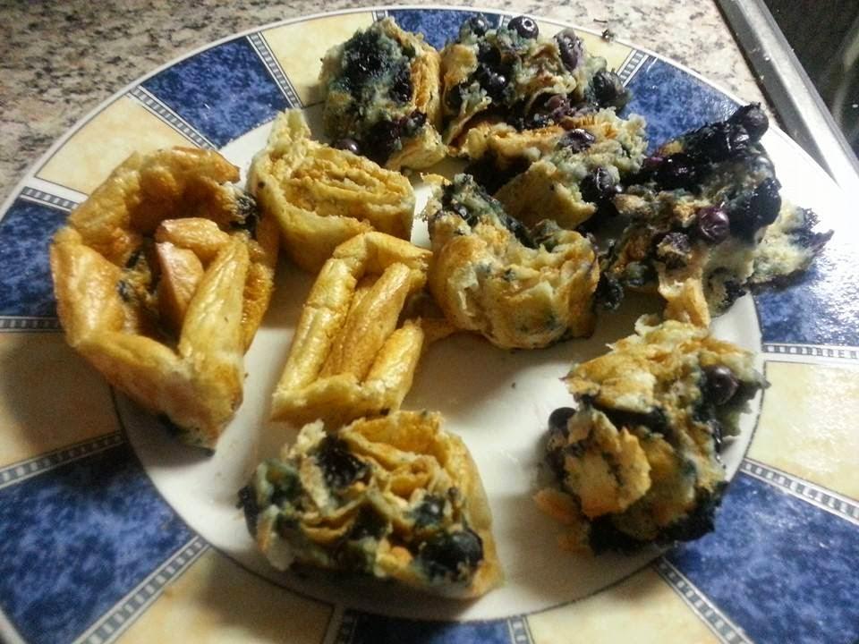 Lecker und kalorienarm kochen eierpfannenkuchen aus dem for Kochen kalorienarm
