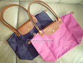LONGCHAMP LE PLIAGE MEDIUM LONG HANDLE