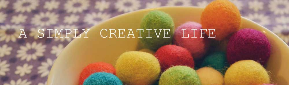 A Simply Creative Life