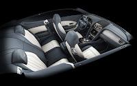 Bentley Contitental GT V8 interior
