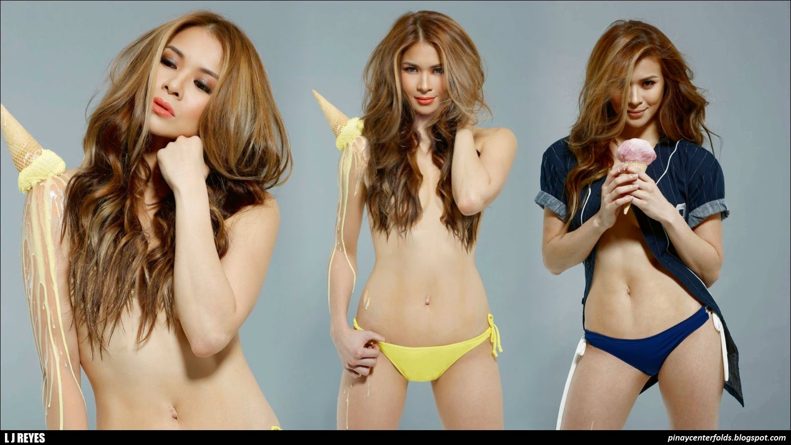 LJ Reyes In FHM Ladies Confessions 1