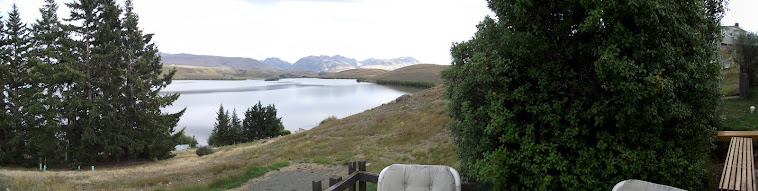 Lago Alexandrina Nueva Zelanda