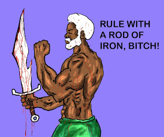 Rod of Iron