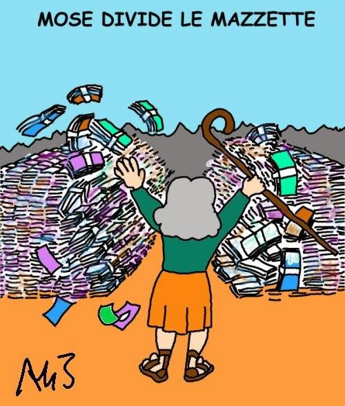 vignetta Mose