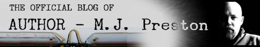 The Official Blog of Author MJ Preston