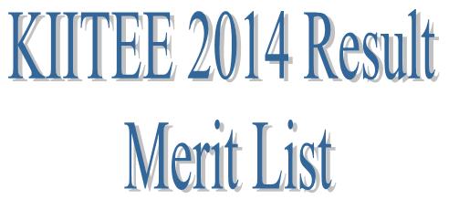 KIITEE Result 2014