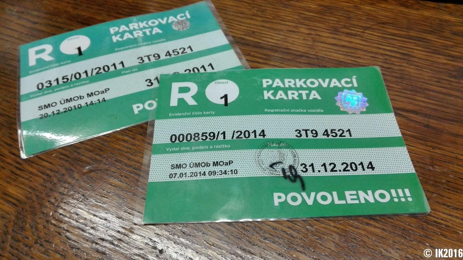Jak V Ostrave Nesmim Parkovat Pred Svym Domem R Karta Kostecky Blog