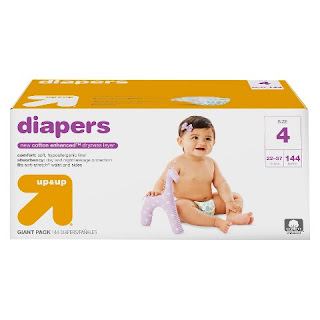 Up & Up Diapers pack
