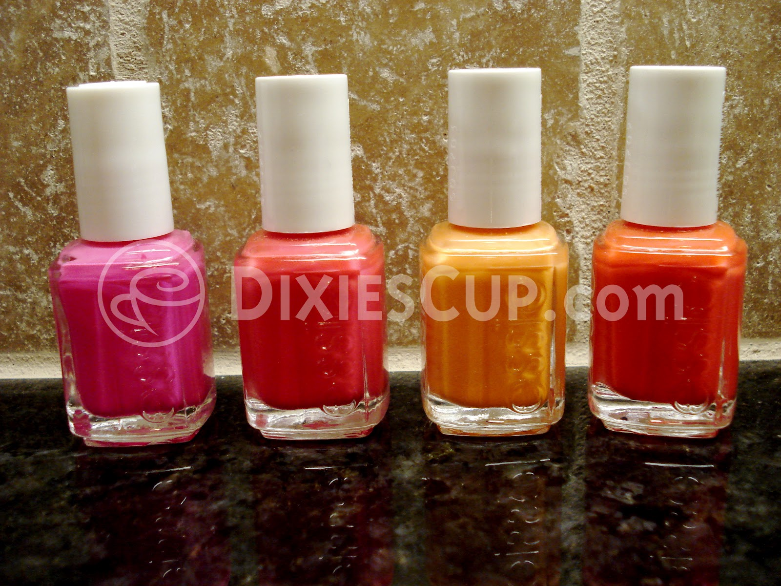 Dixie\'s Cup: Essie Nail Polish Giveaway!