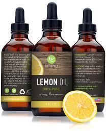 la lune naturals lemon oil