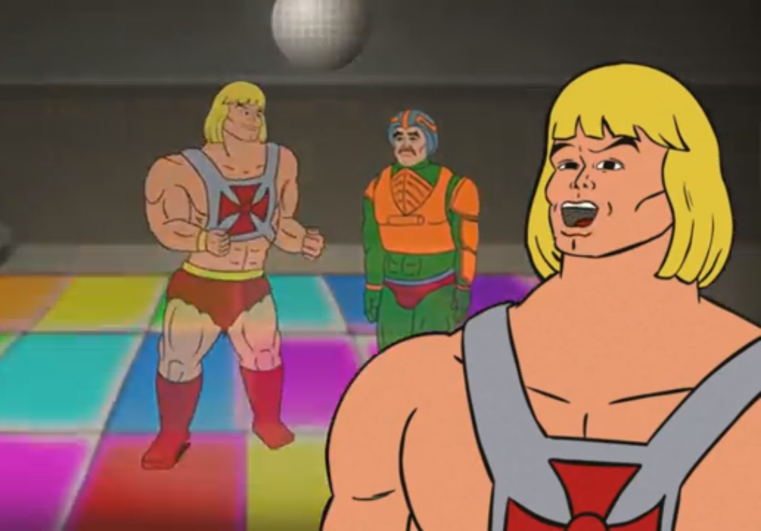 WATCH He-Man Sings Mercyful Fate