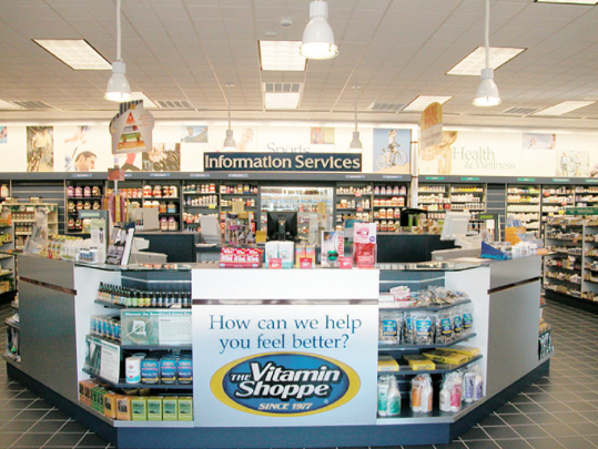 natural organic grocery store sprouts farmers market