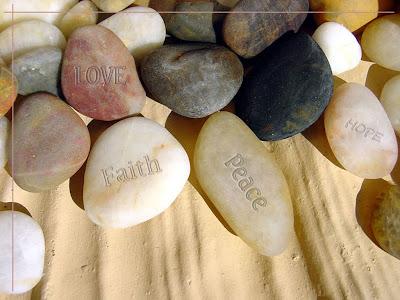 Love Faith Peace Hope
