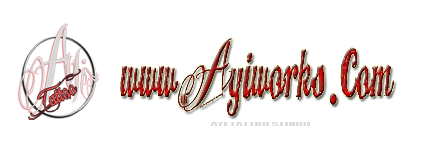 AYIWORKS - ayi tattoo studio