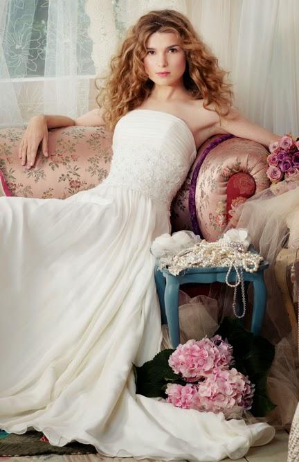 Los mejores vestidos de novia del mes