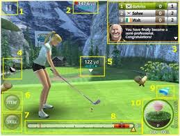 Golf Star™ v1.7 Full Apk İndir