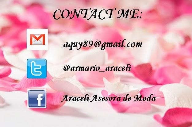 Ponte en contacto conmigo