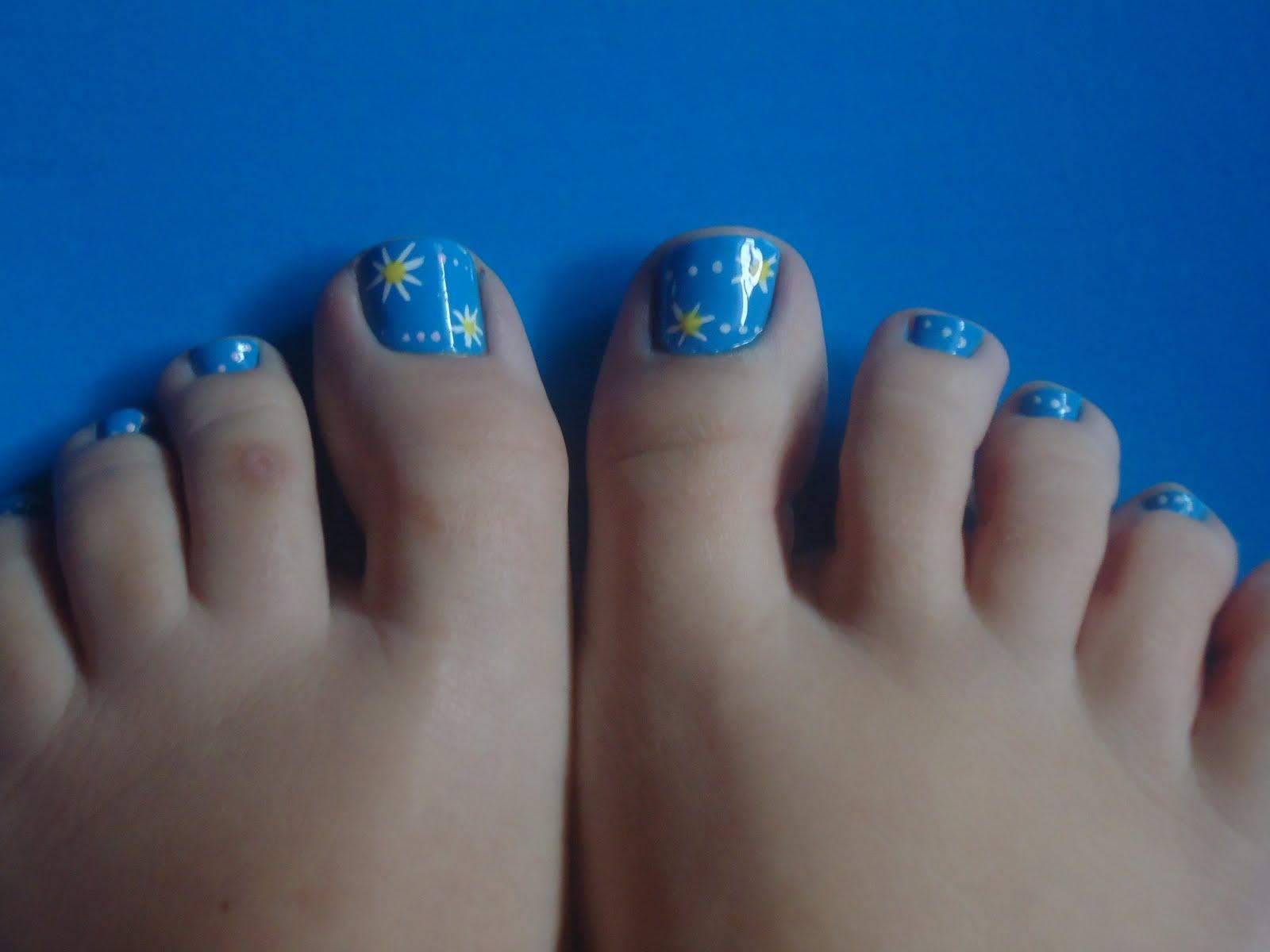 cosmeticos d f dise os de u as para los pies
