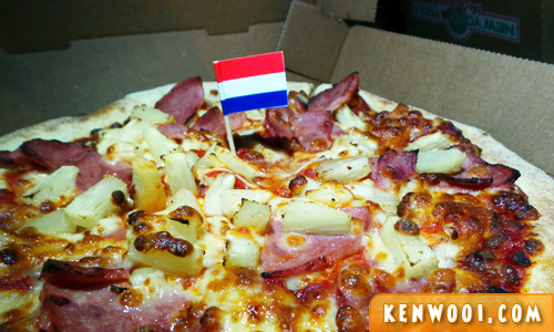 amsterdam pizza