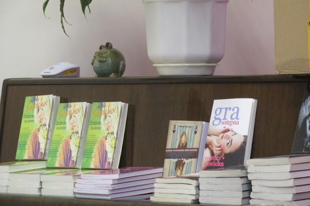 Spotkanie autorskie z Moniką Sawicką, czyli o moim nowym, literackim odkryciu!