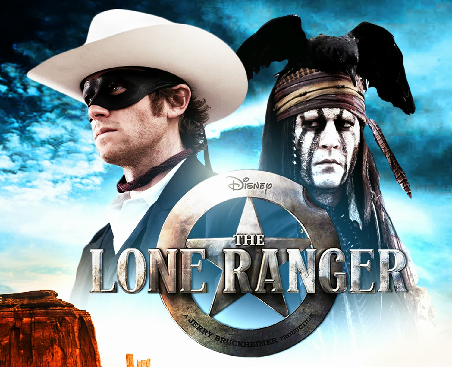 The Lone Ranger torrent download | Top Movies