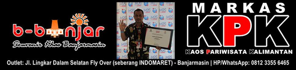 Souvenir Khas Banjarmasin