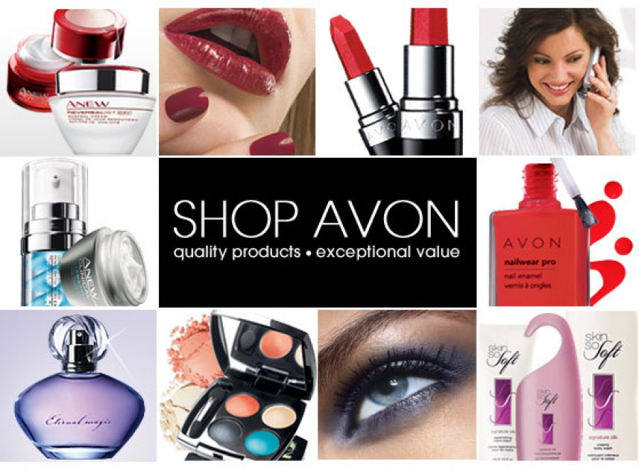 MY AVON FAVORITES