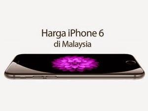 Thumbnail image for Harga iPhone 6 & iPhone 6 Plus Di Malaysia & Tarikh Dipasarkan