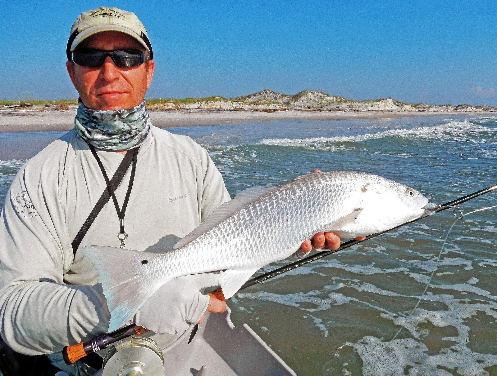 Captain rich 39 s fly fishing blog may 2015 for Surf fly fishing