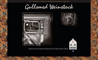 Hjemmesider til Gullsmed Weinstock