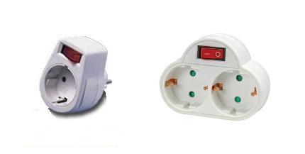 Busco interruptor 220v con led de encendido para cable - Enchufe y interruptor ...