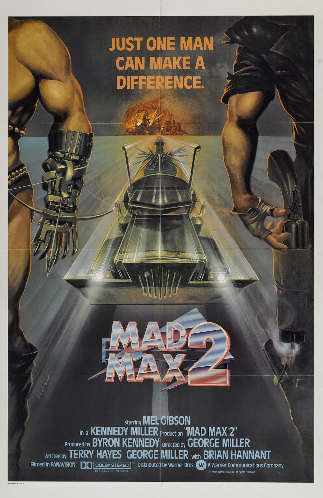 Cartel Mad Max 2