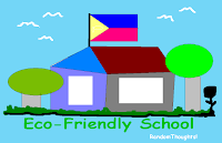 Eco-Friendly School Artist's Concept