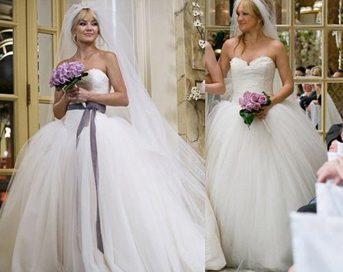 WedInStyle Girls: Kate Hudson\'s Style in Bride Wars