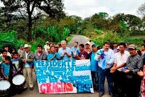 Dejaremos una zona rural fortalecida: Tomás Ríos Bernal