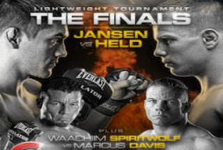 Marcin Held vs Dave Jansen