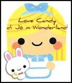 "Love Candy di... ""Jò in Wondeland"""