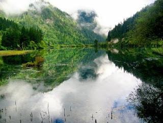 El valle encantado de China