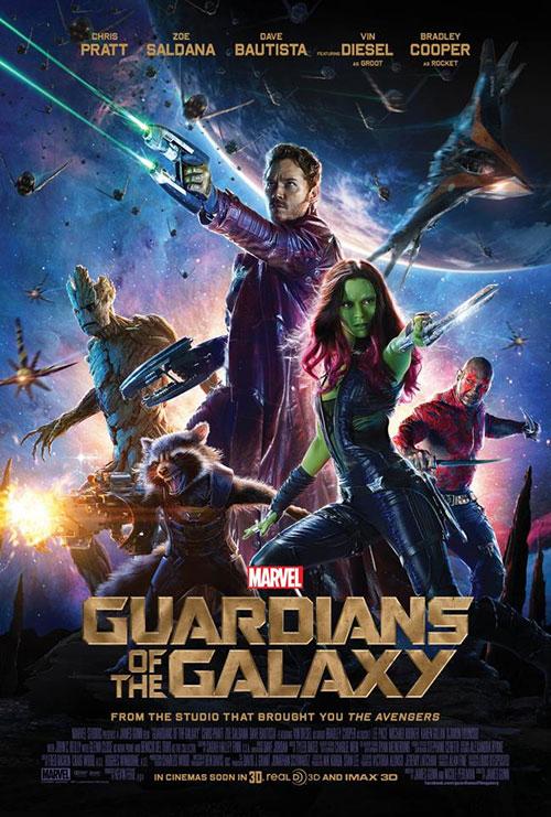 Guardians of the Galaxy (2014) รวมพันธุ์นักสู้พิทักษ์จักรวาล HD