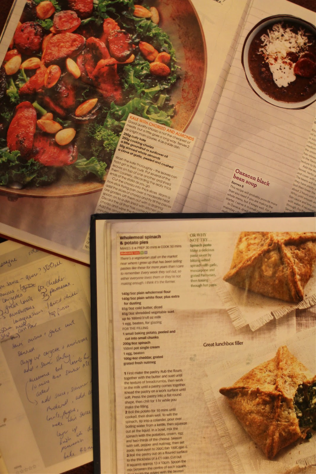 How to scrapbook recipes ideas - I Have Been Keeping A Recipe Scrapbook For About 20 Years I Picked Up The Habit From My Mum Some Of Them Are Stained With Recipes Have Crossings Out