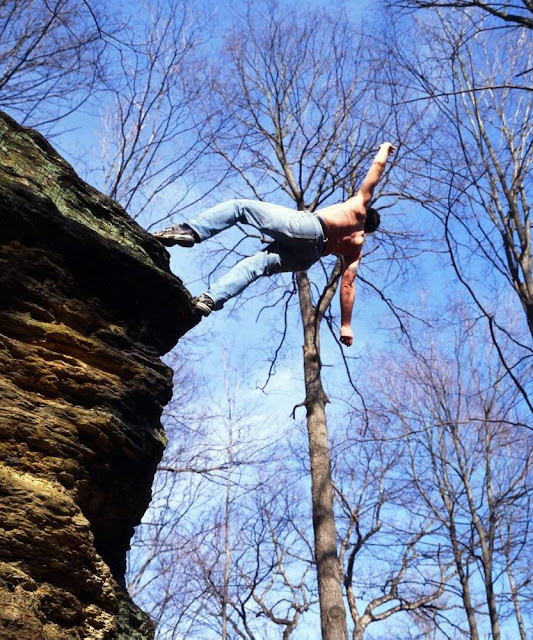 Kerry Skarbakka: The Struggle to Right Oneself - Rock Ledge