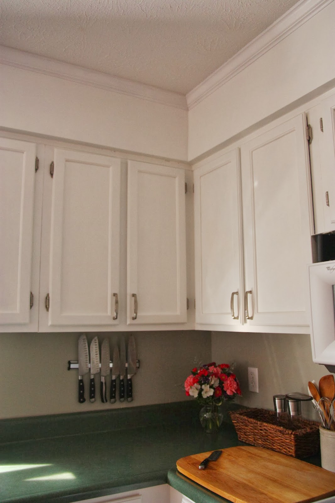 """kitchen crown molding"""