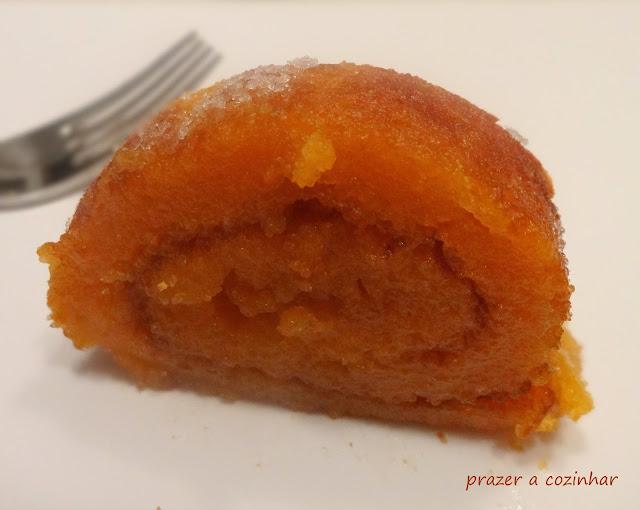 prazer a cozinhar - torta de cenoura com curd de limão