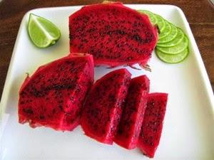 Manfaat daging dan kulit buah naga untuk kecantikan