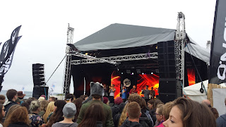 Renegade Brass Band at Electric Beach Festival 2015