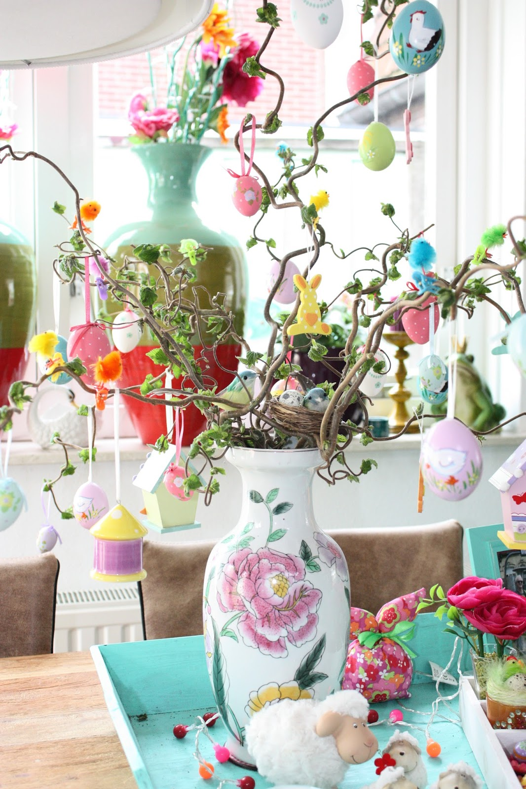 Happymess happy easter in my home - Huis om te versieren ...