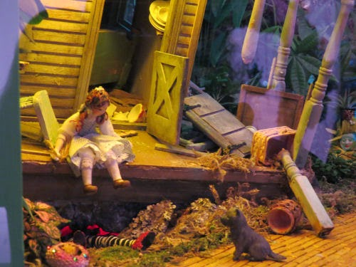 Philadelphia Flower Show 2105- Miniatures: The Wizard of Oz